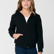 5297 Youth California Fleece Zip Hoody