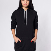 5398 California Fleece Pullover Raglan Hoody Dress