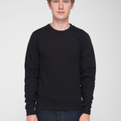F496 Flex Fleece Crewneck Pullover Drop Shoulder Sweatshirt