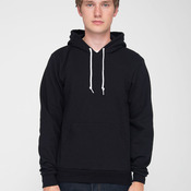 F498 Flex Fleece Drop Shoulder Pull Over Hooded Sweatshirt