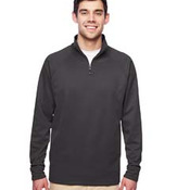Adult 6 oz. DRI-POWER® SPORT Quarter-Zip Cadet Collar Sweatshirt