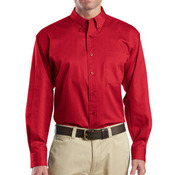 Long Sleeve SuperPro ™ Twill Shirt