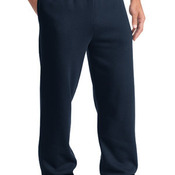 Open Bottom Sweatpant