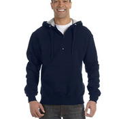 for Team 365 Cotton Max 9.7 oz. Quarter-Zip Hood