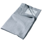DryBlend® 9 oz. Fleece Stadium Blanket