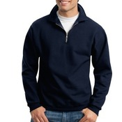 Super Sweats ® NuBlend ® 1/4 Zip Sweatshirt with Cadet Collar