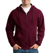 NuBlend ® Full Zip Hooded Sweatshirt