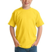 Youth EcoSmart ® 50/50 Cotton/Poly T Shirt